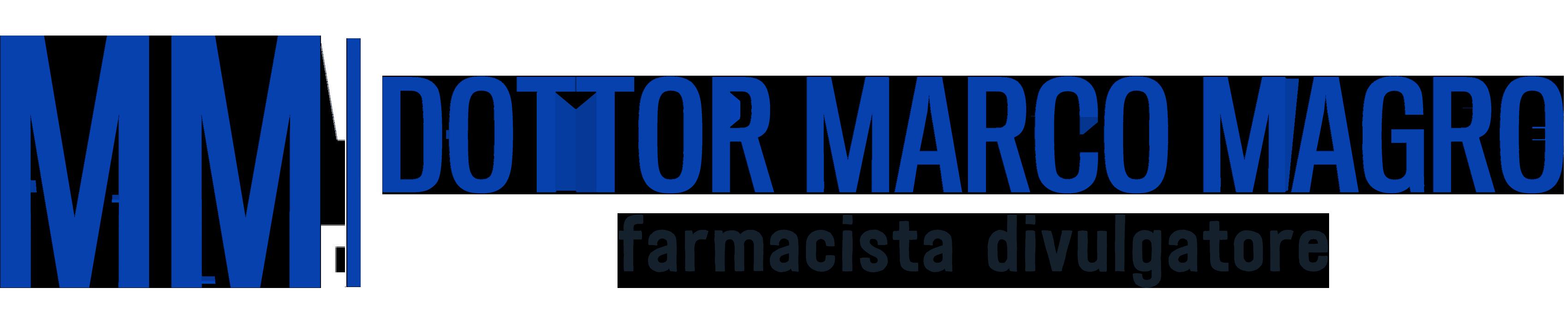 Dr. Marco Magro Logo